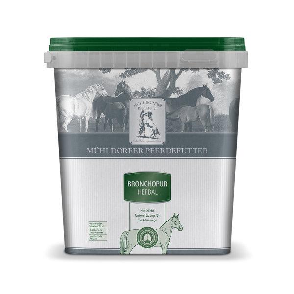 Mühldorfer Bronchopur herbal 1,8 kg