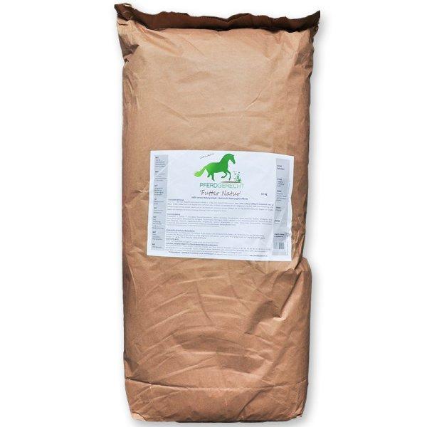 Pferdgerecht Futter Natur 15 kg