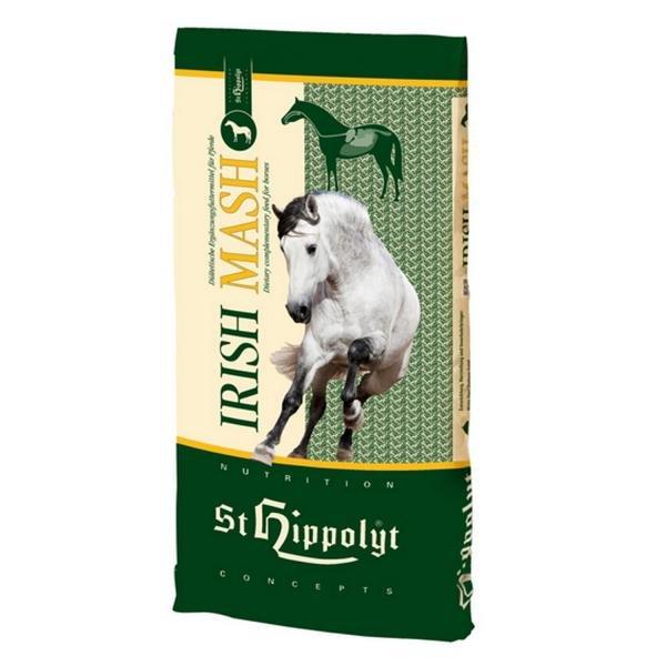 St.Hippolyt Irish Mash für Pferde 15 kg