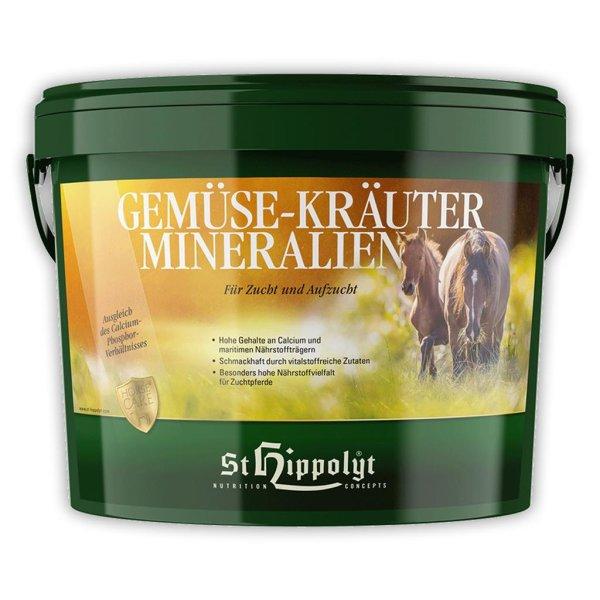 St.Hippolyt Gemüse-Kräuter-Mineral 10 kg