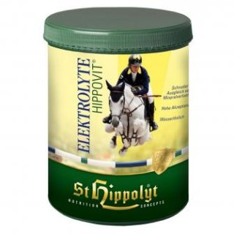 St.Hippolyt Elektrolyte für Pferde 1 kg