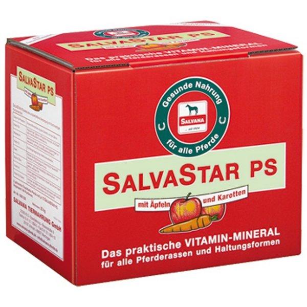 Salvana Salvastar PS-Brikett mit Äpfeln & Karotten 25 kg