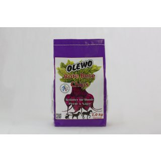 Olewo Rote Bete Chips 2,5 kg