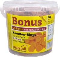 Marstall Bonus Karotten-Ringe 1 kg