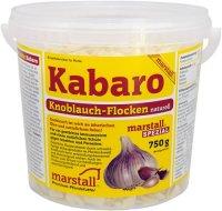 Marstall Kabaro Knoblauchflocken 0,75 kg