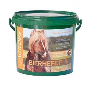 Agrobs Bierhefe pur 3,0 kg