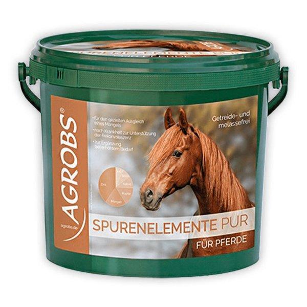 Agrobs Spurenelemente pur 3 kg