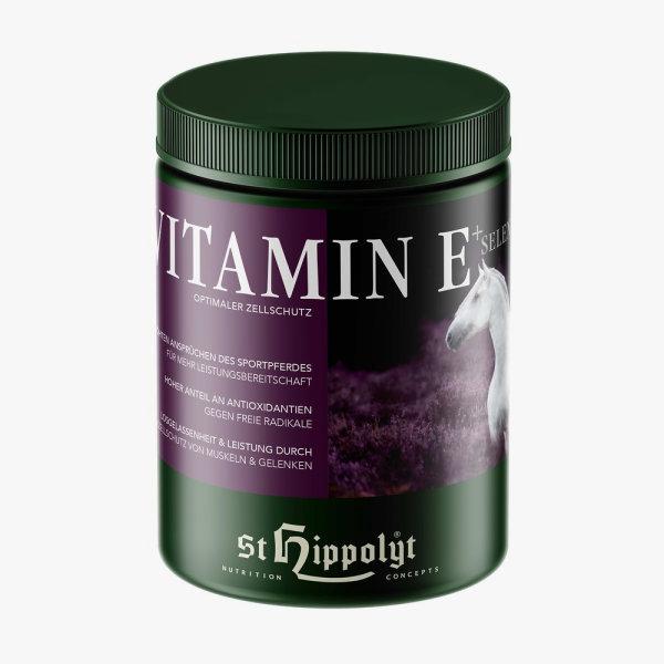 St.Hippolyt Vitamin E plus Selen