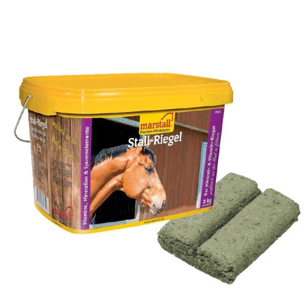 Marstall Stall-Riegel - Mineralfutter für Pferde